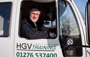 HGV Driver Trainer