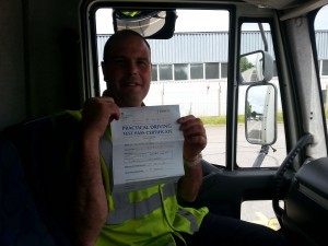 Alistair Allison C+E Pass